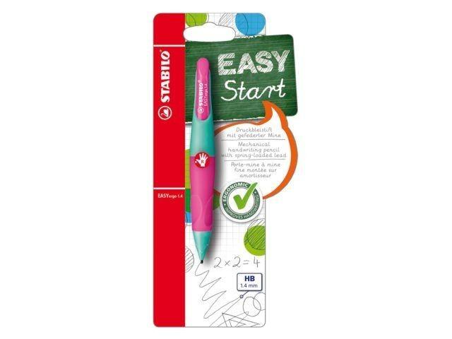 Stabilo Easy Ergo 1.4mm rechts Roze
