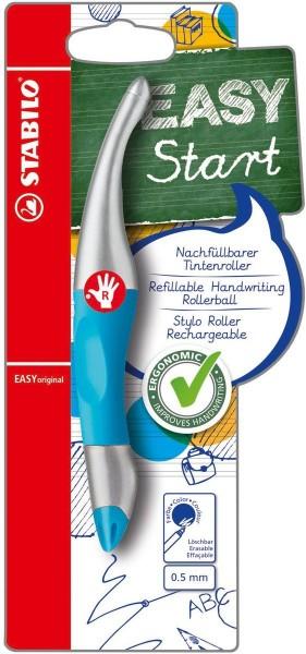 Stabilo Easy Original Rechts neon blauw