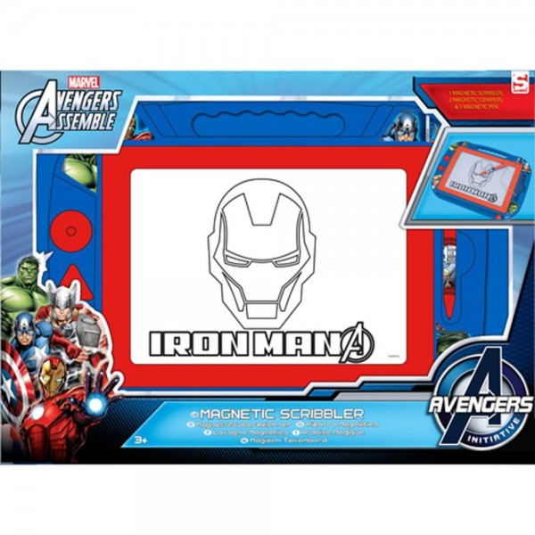 Avengers Magnetisch Tekenbord