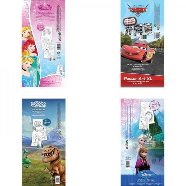 Posters A3 Met Kleuren