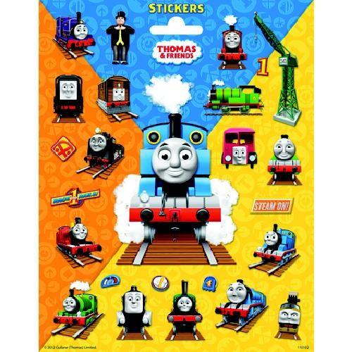 Stickers Thomas Trein