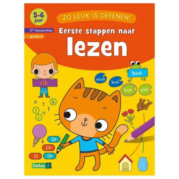 Boek Zo Leuk Is Oefenen Lezen (5-6 Jaar)