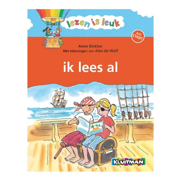 Boek Avi Start Ik Lees Al
