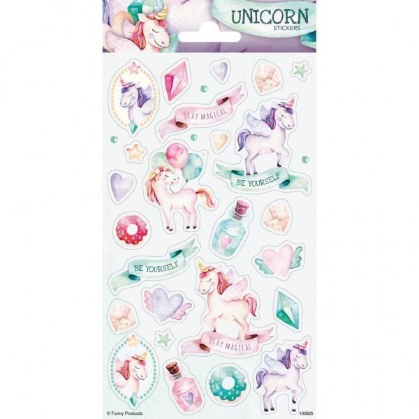 Stickers Unicorn Twinkle