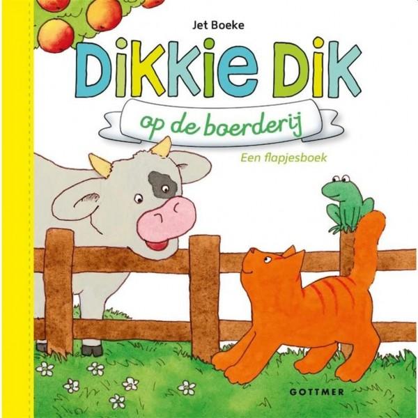 Boek Dikke Dik op de Boerderij
