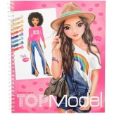 TopModel Create Your Drawing Book