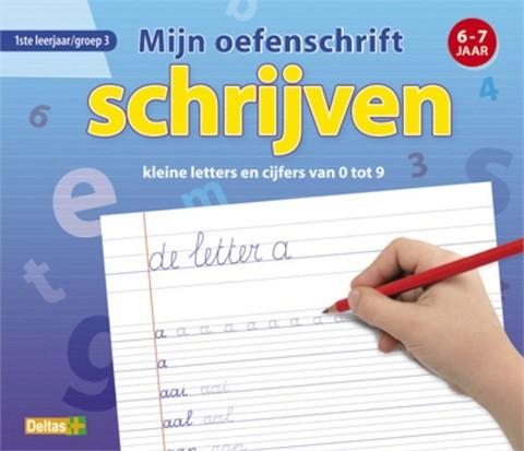 Mijn Oefenschrift Schrijven (6-7 Jaar)