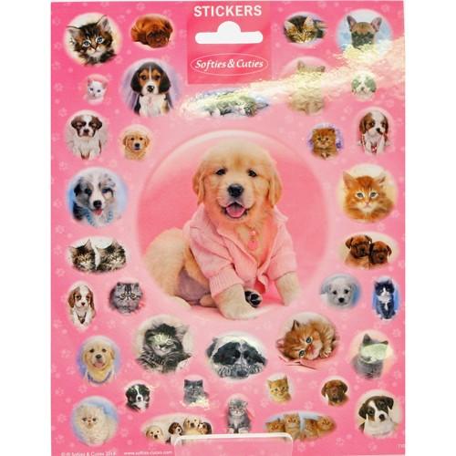 Stickers Softies en Cuties
