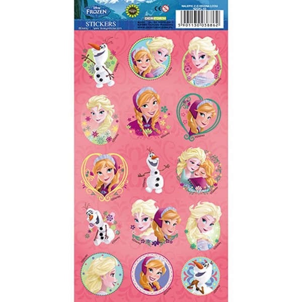 Stickers Frozen