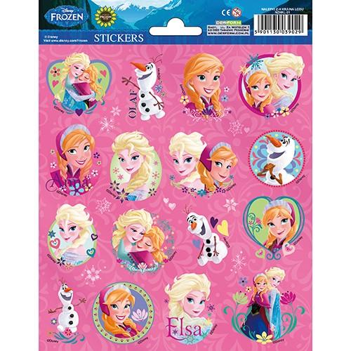 Stickers Frozen groot