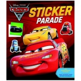 Cars 3 Sticker Parade