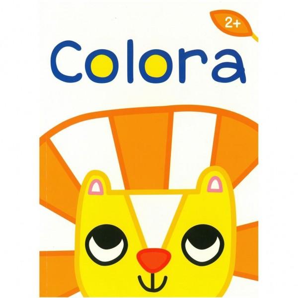 Kleurboek Colora 2+