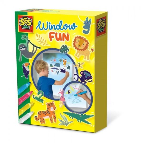 Ses Window Fun Jungle