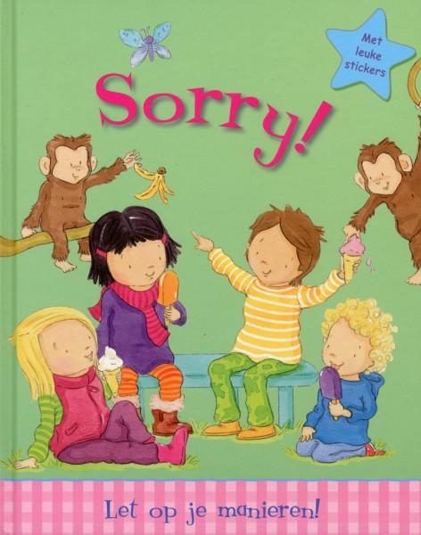 Boek Sorry!