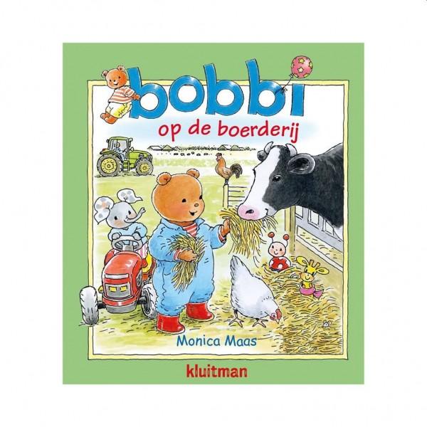 Boek Bobbi op de Boerderij Kartonboek
