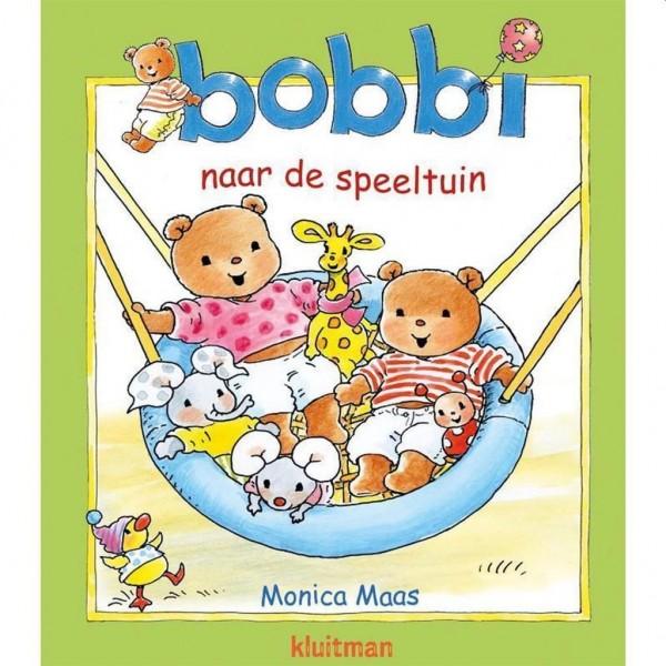 Kartonboek Bobbie naar de Speeltuin