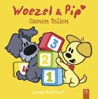 Boek Woezel en Pip Samen Tellen