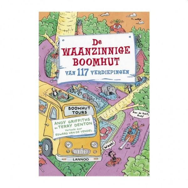 Boek Boomhut 117 Verdiepingen
