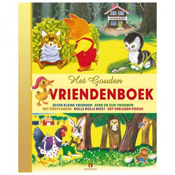 Boek Het Gouden Vriendenboek