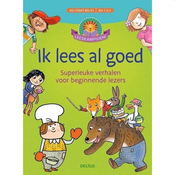 Boek AVI Ik Lees Al Goed Bundel