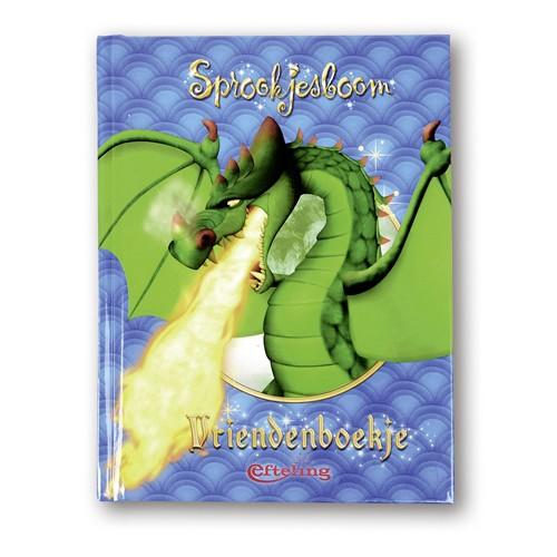 Efteling Draak Vriendenboekje