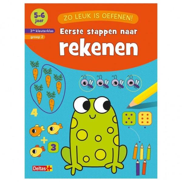 Boek Zo Leuk Is Oefenen Rekenen (5-6 Jaar)
