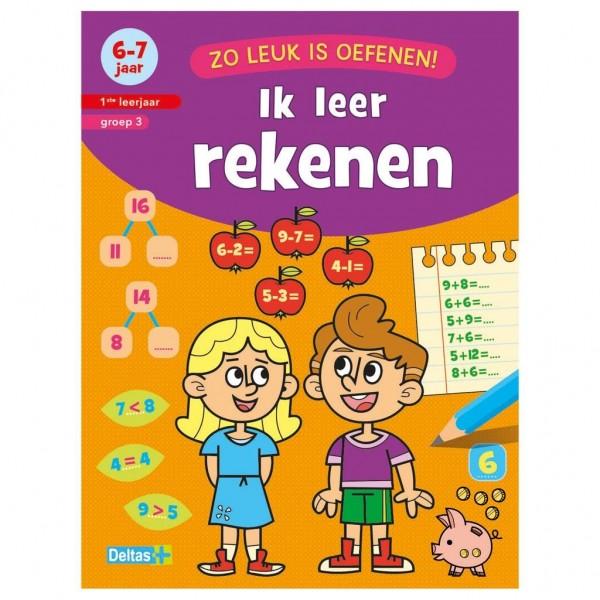 Boek Zo Leuk Is Oefenen Ik Leer Rekenen (6-7 Jaar)