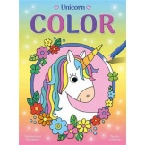 Kleurboek Unicorn Color