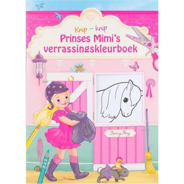 Prinses Mimi's Verrassingskleurboek