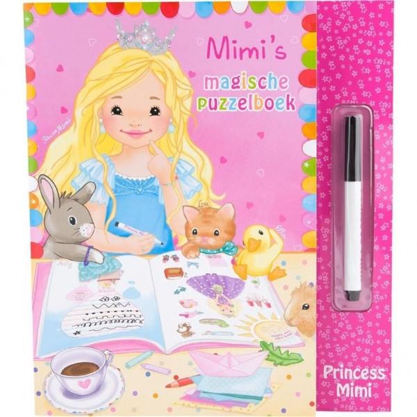 magisch puzzelboek prinses mimi's
