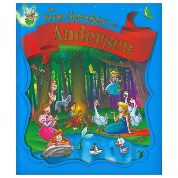 Boek De Beste Sprookjes Van Andersen