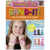 Boek Loom Bands Hooked-on