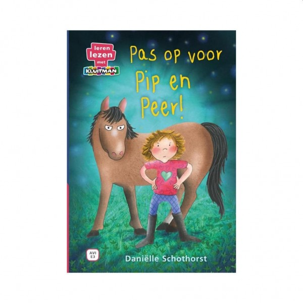 Boek AVI E3 Pas op voor Pip en Peer!