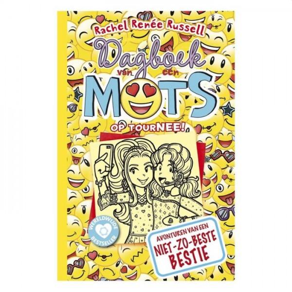 Boek Dagboek Van Een Muts 14 Op Tournee