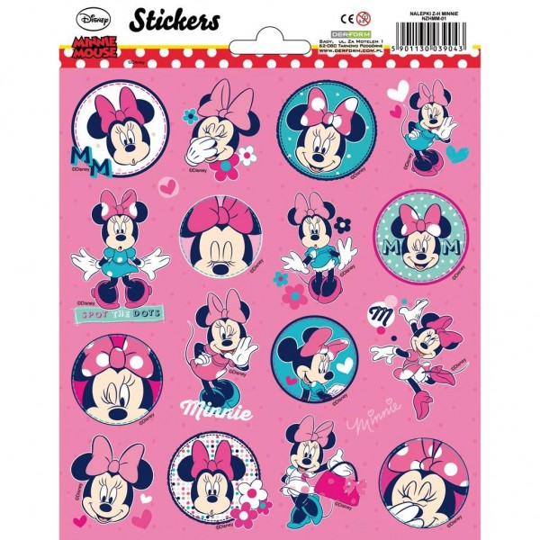 Stickers Minnie Mouse Groot