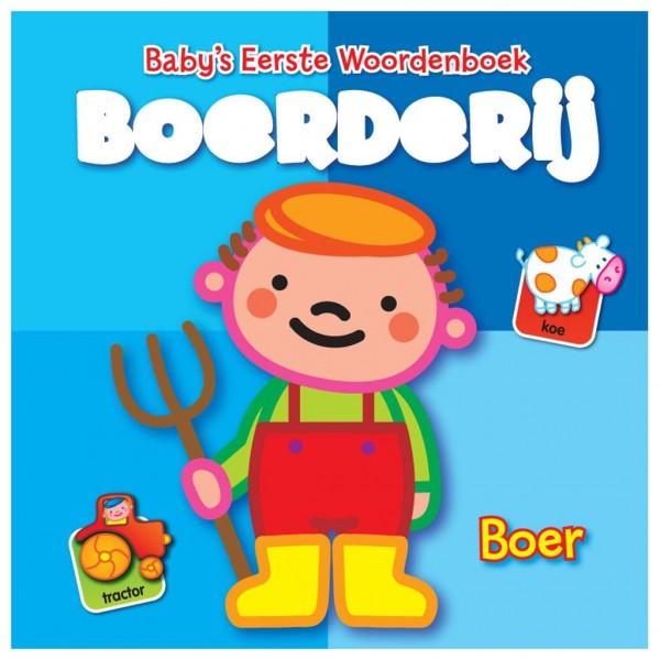 Boek Baby's Eerste Woordenboek