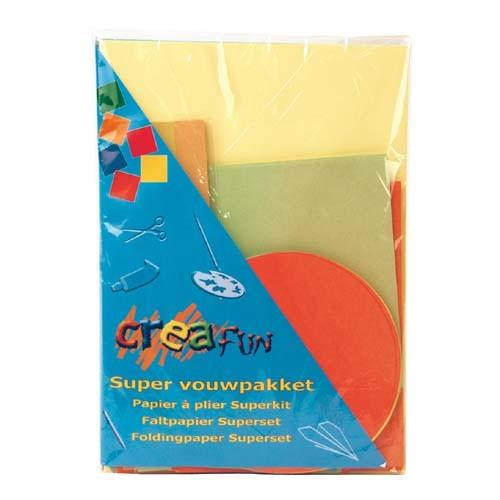 Supervouwpakket Creafun