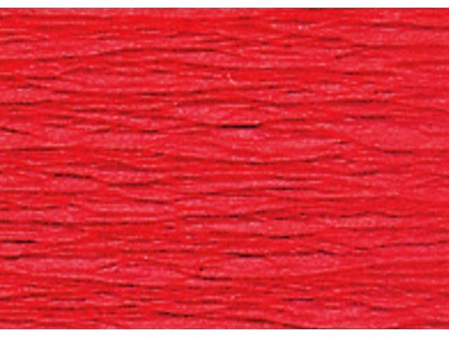 Crepe papier 2,5m rood