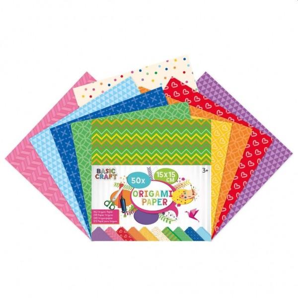 Origami Papier 15X15cm 50 Stuks