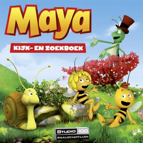 Maya Kijk en Zoekboek Studio 100