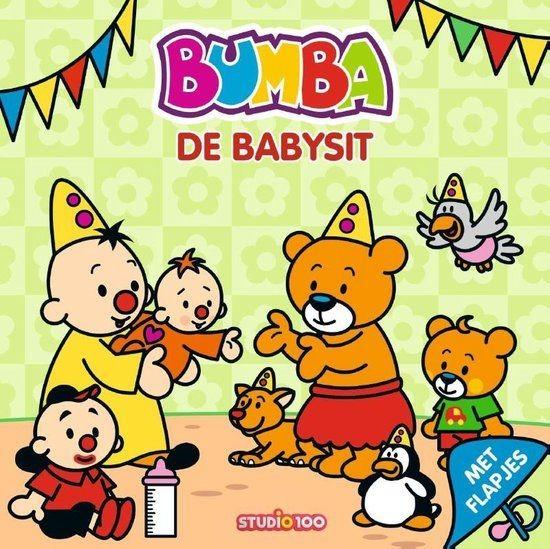 Bumba Boek Met Flapjes De Babysit