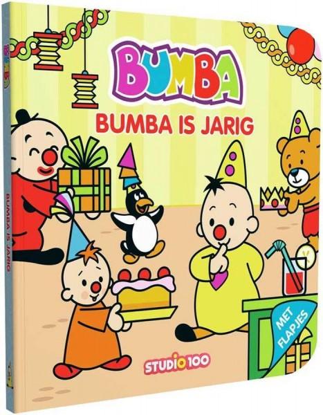 Bumba Kartonboek Met Flapjes Bumba Is Jarig