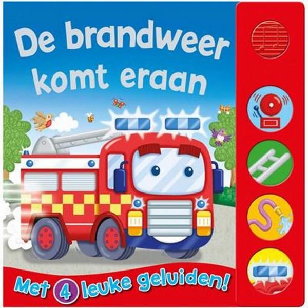 Boek Geluidenboek...