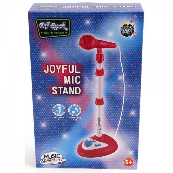 Microfoon Op Standaard Roze