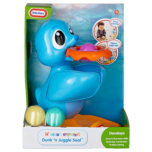 Little Tikes Dunk'n Juggle Seal