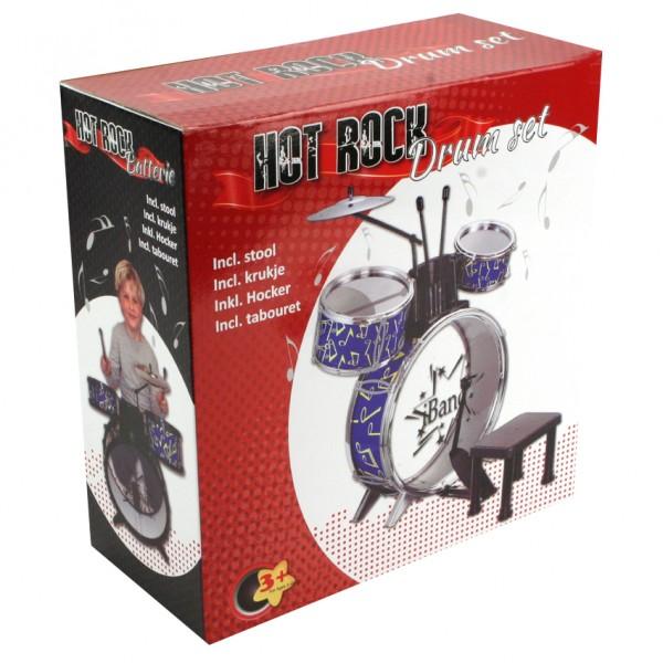 Hot Rock Drumstel Speelgoed
