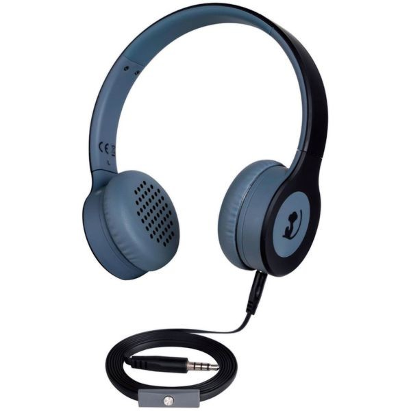 Wonky Monkey Headphone Rumble Zwart