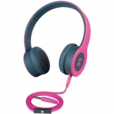 Wonky Monkey Headphone Rumble Roze