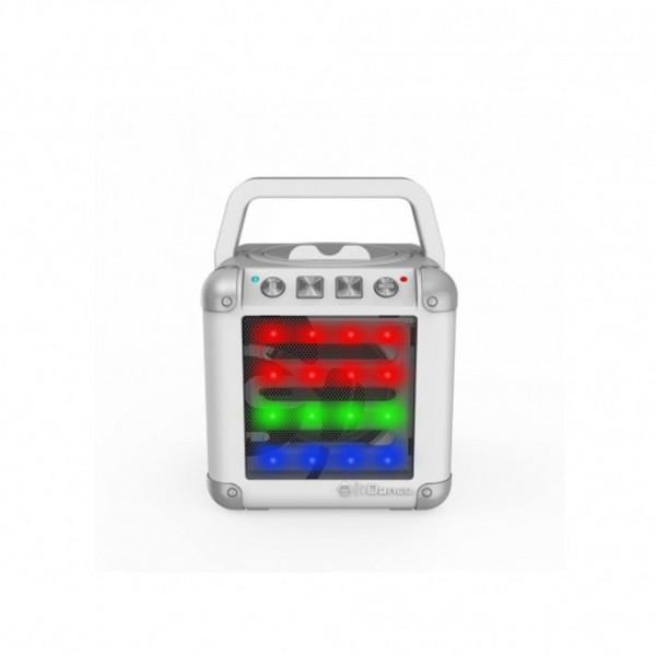 Speaker iDance Cube Mini 2 Bluetooth Wit