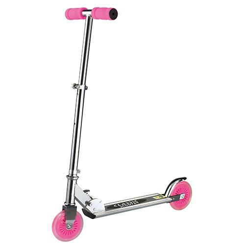 Scooter Aluminium Pink
